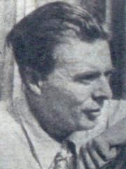 Picture Of Aldous Huxley Novelist