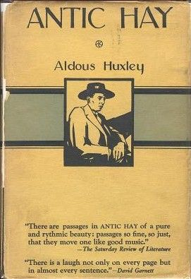 Picture Of Antic Hay Aldoux Huxley