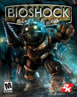 Picture Of Bio Shock North American Cover Art