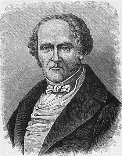 Picture Of Charles Fourier Utopian Socialist