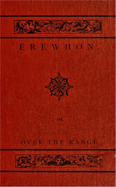 Picture Of Erewhon By Samuel Butler