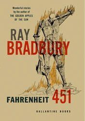 Picture Of Fahrenheit 451 First Edition Cover