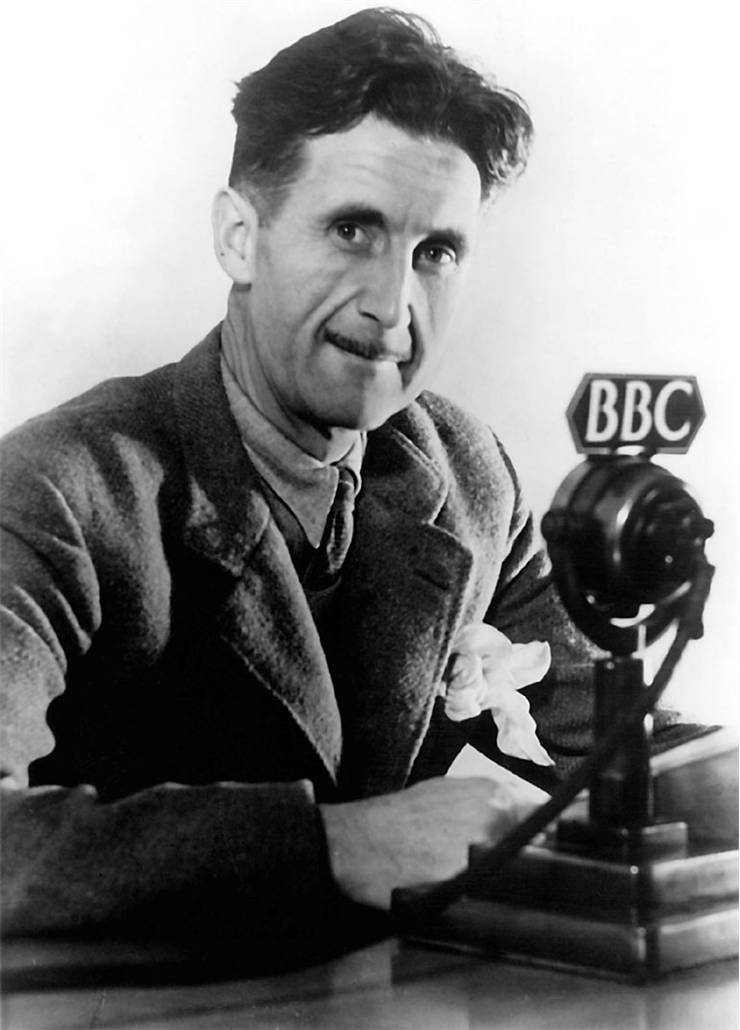 Picture Of George Orwell 1941