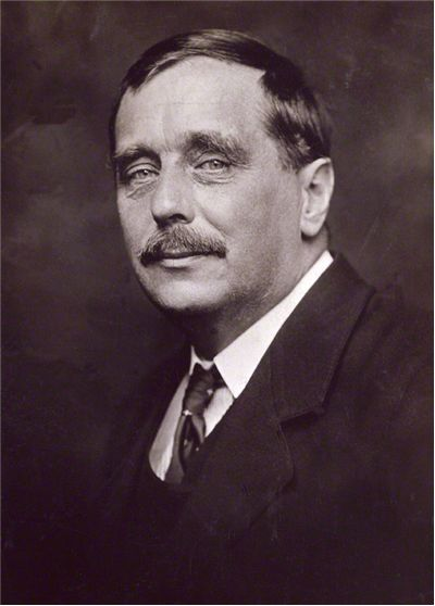Picture Of H G Wells 1920