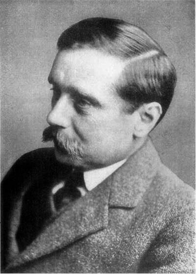 Picture Of H G Wells