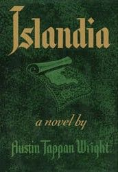 Picture Of Islandia Novel