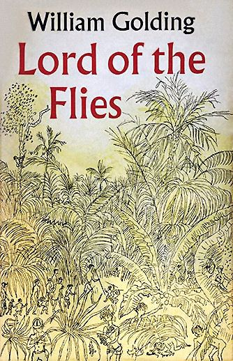 Picture Of Lord Of The Flies Book Cover