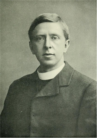 Picture Of Monsignor Robert Hugh Benson