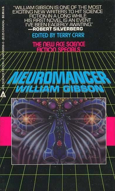 Picture Of Neuromancer Book Cover