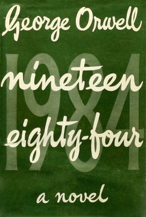 Picture Of Nineteen Eighty Four Book Cover