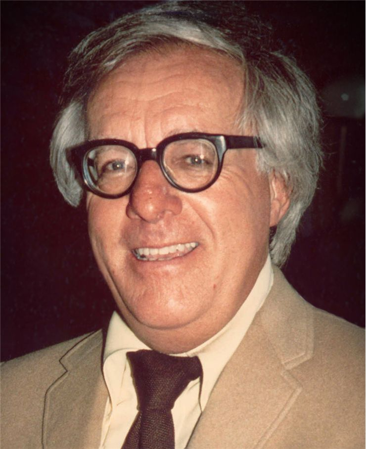 Picture Of Ray Bradbury 1975