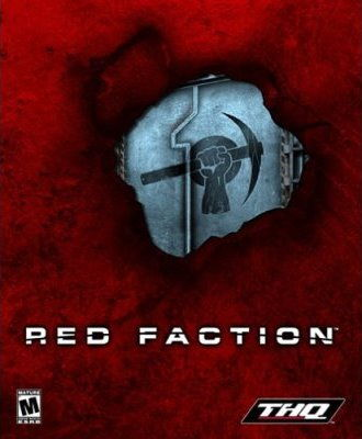 Picture Of Red Faction Cover