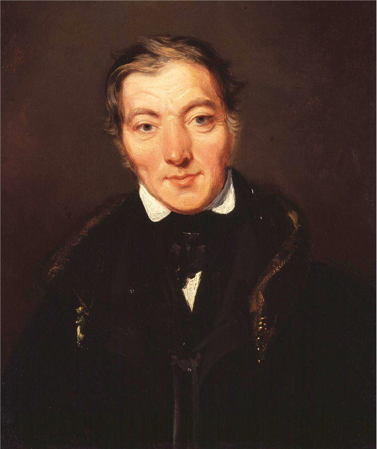 Picture Of Robert Owen The Founder Of Utopian Socialism