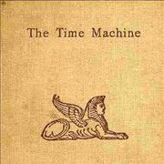 Picture Of The Time Machine First Edition 1895 Cover