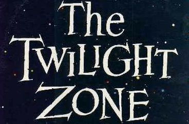 Picture Of The Twilight Zone Logo The Opening Title
