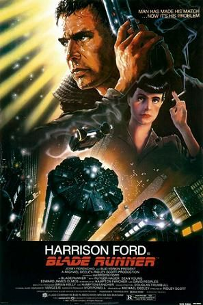 Picture Of Theatrical Release Poster Of Blade Runner 1982