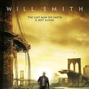 Picture Of Theatrical Release Poster Of I Am Legend Film