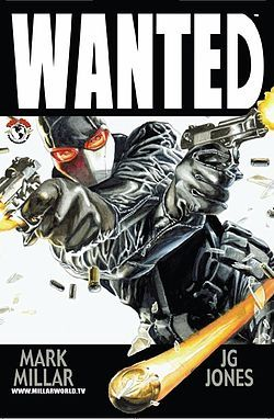 Picture Of Wanted Front Cover